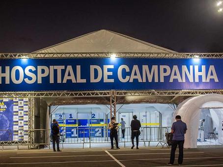 HOSPITAL DE CAMPANHA EM MAUÁ, ENVOLVIDO EM DIVERSAS INVESTIGAÇÕES SERÁ FECHADO .