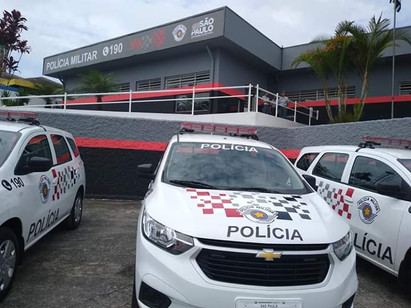 🚔👮🏻♀Mauá ganhou a 3ª Companhia do 30º Batalhão da Polícia Militar no Eixo Barão.