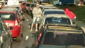 Motoristas reclamam de insegurança na região de viaduto que liga Ipiranga à Vila Prudente.