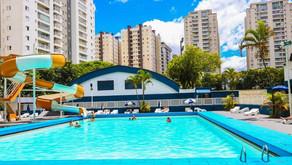 São Caetano do Sul conta com seis piscinas públicas e quatro delas continuam com inscrições abertas.