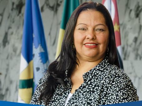 Vereadora de Santo André, Marilda Brandão morre vítima da Covid-19.