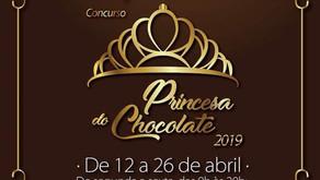 As inscrições para ser a Princesa do Chocolate 2019 já estão abertas.