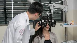 São Caetano realizará mutirão de oftalmologia para pacientes agendados.