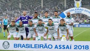 Palmeiras vence o Vasco e conquista o título do Campeonato Brasileiro 2018.