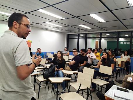 Governo, Inovação e Política da região ABC acontecem em sala de aula.