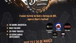 Beer's Festival em Santo André .