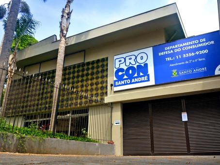 Procon de Santo André realiza mutirão online de renegociação de dívidas.