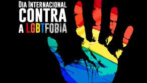 17 de Maio – Dia Internacional contra a LGBTfobia.