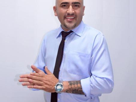 Luizão da Comunidade anuncia sua pré candidatura à prefeito de Mauá.