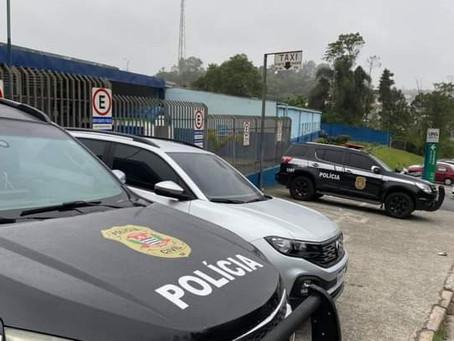 Operação da Policia Civil investigando a Saúde em Ribeirão Pires!