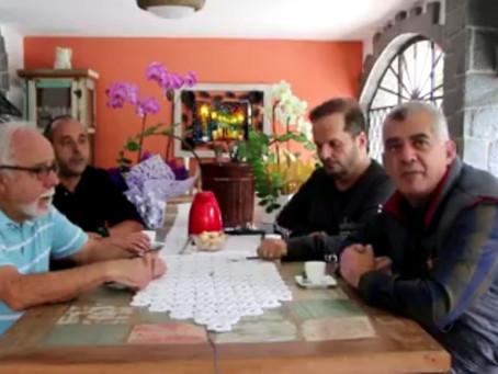 Vereador Rubão abre mão de ser vice de Clóvis Volpi nas eleições de 2020.
