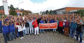 Dura anuncia que fica em Rio Grande da Serra.