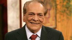 Morre o ator Lúcio Mauro aos 92 anos.
