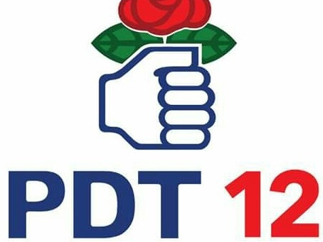 CONVENÇÃO MUNICIPAL DO PDT/MAUÁ SERÁ REALIZADA DIA 12 DE SETEMBRO.
