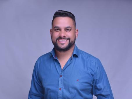 Rômulo Eduardo é confirmado como pré-candidato a vereador pelo PSD.
