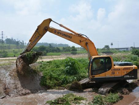 Retomada de zeladoria em Mauá minimizou problemas com chuvas em janeiro