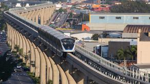 Em 2019 a tarifa dos ônibus, metros e trens de São Paulo sobem para R$ 4,25.