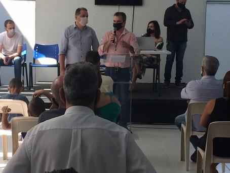WAGNER RUBINELLI  RETIRA CANDIDATURA À PREFEITO E APOIARÁ ,MARCELO OLIVEIRA DO PT.
