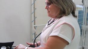 Na última terça-feira (30/01) foi retomado o Serviço de Enfermagem no terminal de Mauá.