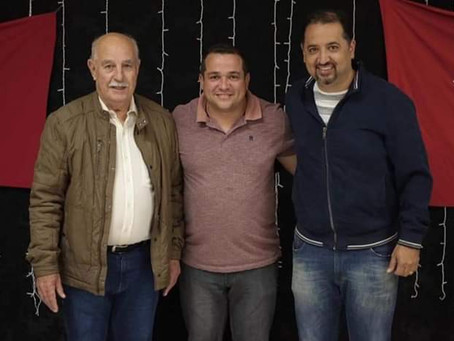 PT MAUÁ CONFIRMA MARCELO OLIVEIRA E OSWALDO DIAS PARA DISPUTAR AS ELEIÇÕES 2020.