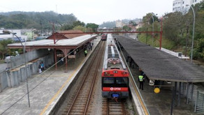 Homem se suicida na estação de trem em Ribeirão Pires.