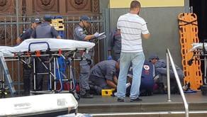 Homem invade igreja em Campinas, mata quatro e comete suicídio.