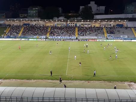 Santo André conquista a segunda vitória no Campeonato Paulista, ao derrotar o Ferroviária por 2 a 1.