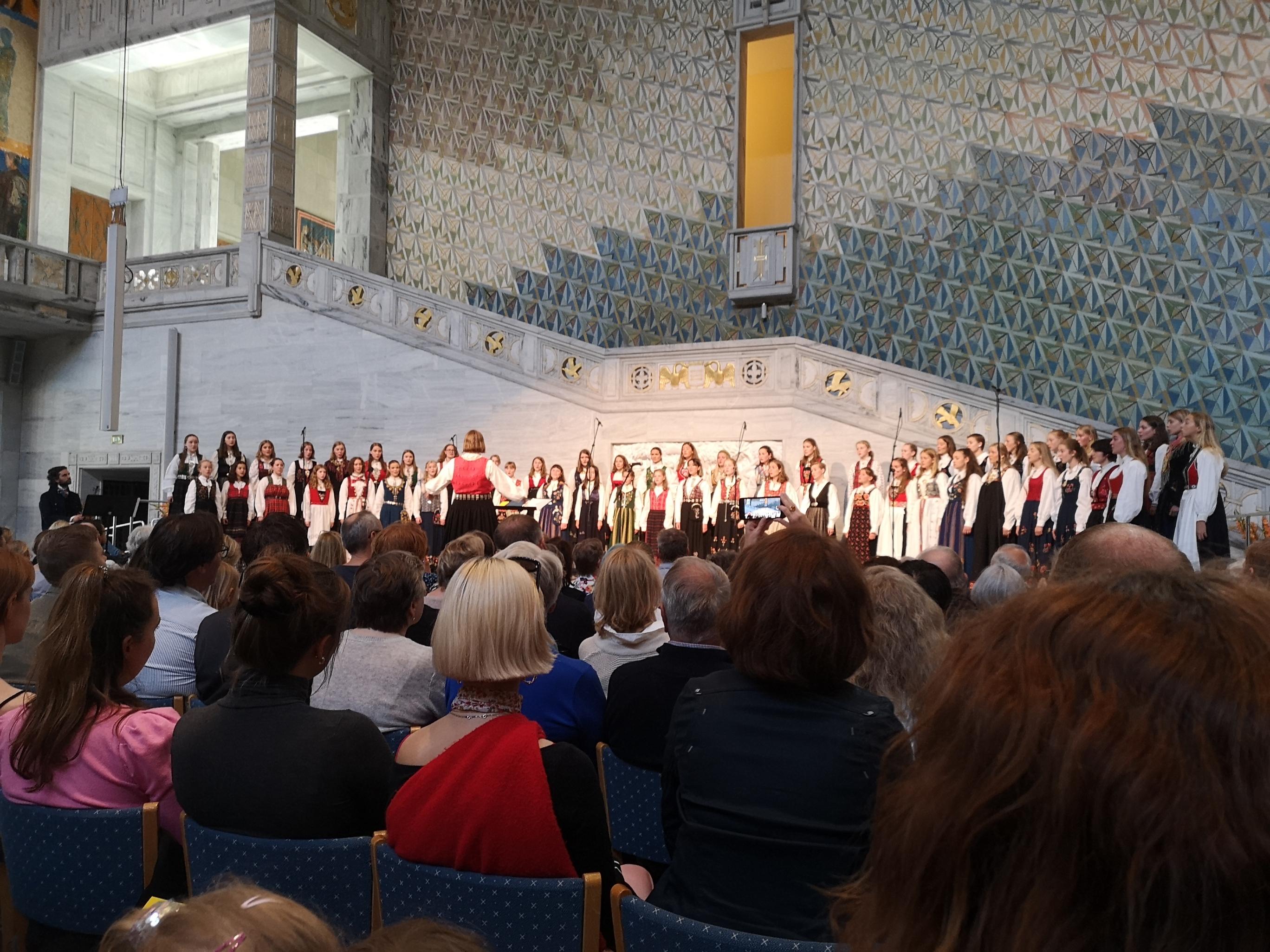 Det Norske Jentekor sommerkonsert 14