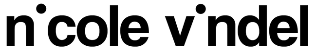 Nicole Vindel Logo