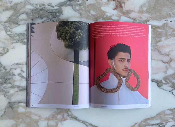Nicole Vindel - Food Design & Artist Barcelona
