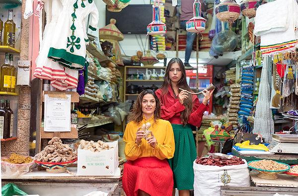 Mahane Yehuda Market experience by Nicole Vindel