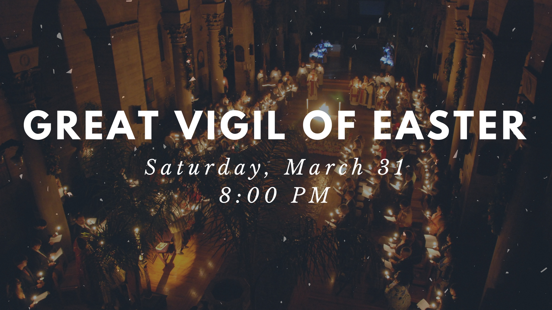 Great Vigil of Easter