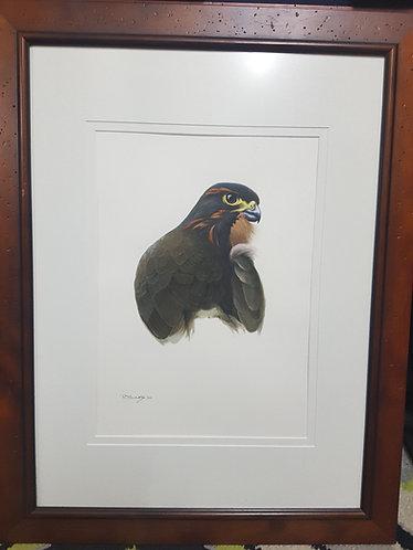 R Fowler original painting