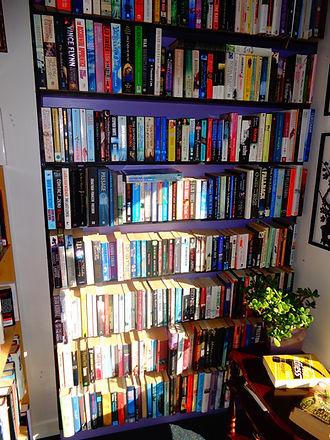 Great range of fiction.