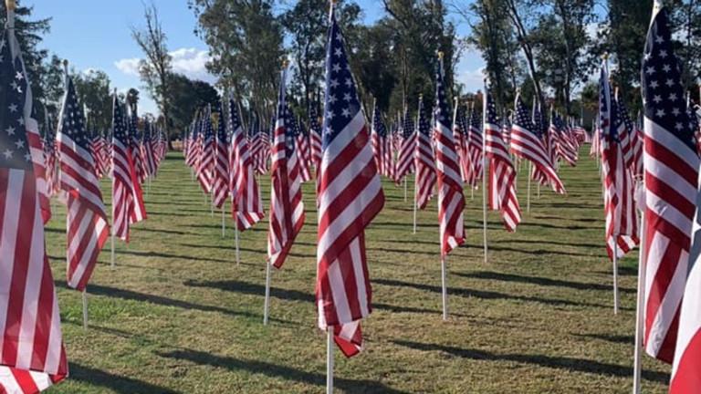 Sunrise Rotary Field of Honor 2021