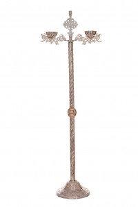 Ντόλτσα Κρεμάστρα Χρώμιο (Κ157-03)