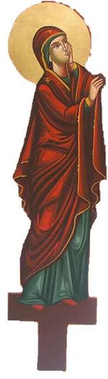 Λυπητερά Αγιογραφία Παναγία (100cm) Κ(295-01) (P)