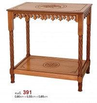 Τραπέζι Μυστηρίου Κ391