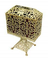 Κουτί Απόκερων Ορείχαλκο (Κ178-00)