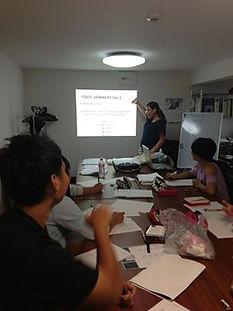 Grow English Club TOEFL Seminar fo Ritsumeikan students Uji Kyoto