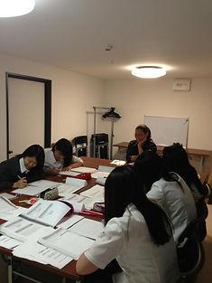 Grow English Club TOEFL seminar for Ritsumeikan students