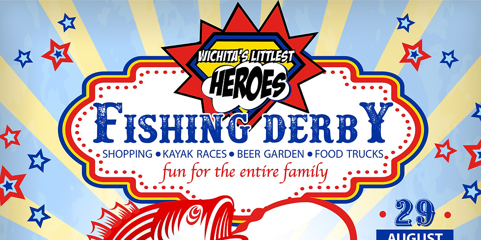 CANCELED - 1st Annual Littlest Heroes Fishing Derby & Shopping Fair