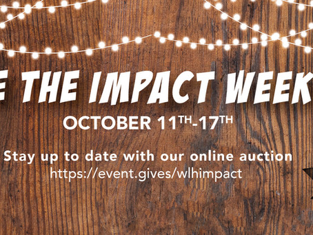 Be The Impact Fundraiser Week