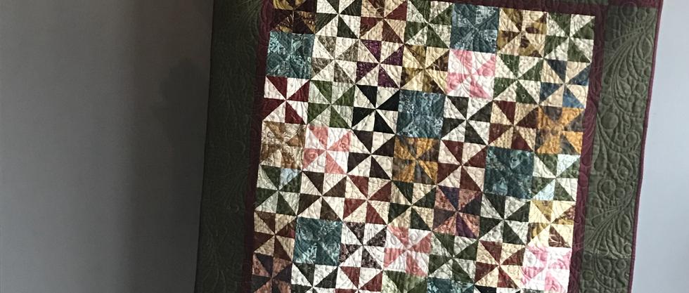 Handmade Table Quilt