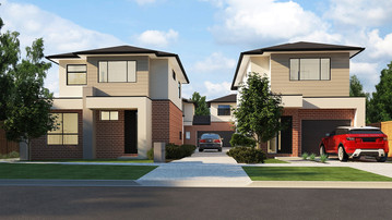 Townhouse, Clayton South