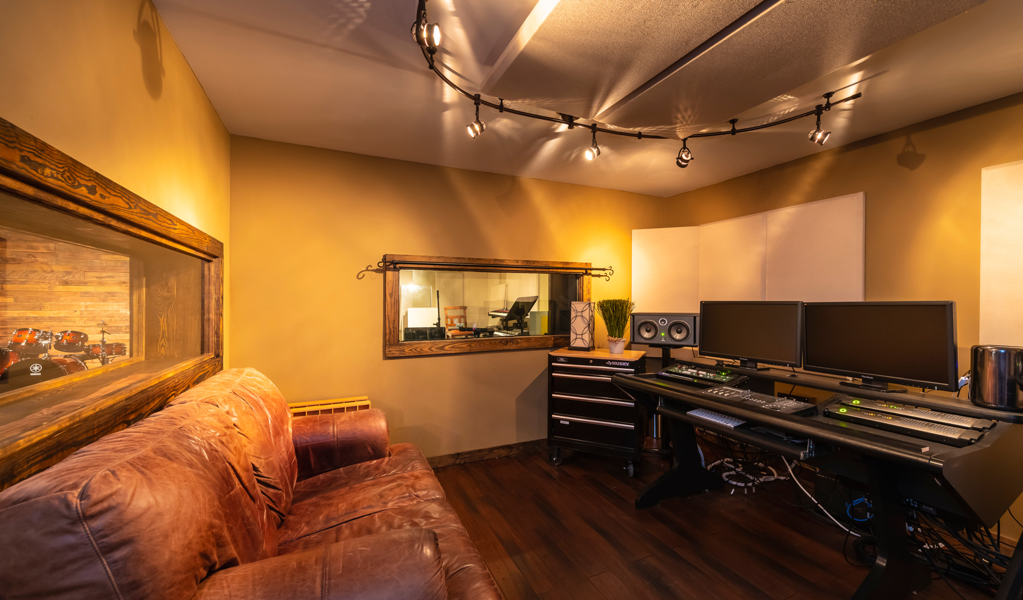 Recording Studio Sessions
