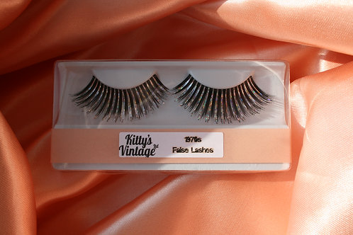 1970s False Eyelashes