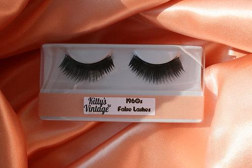1960s False Eyelashes