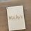 Thumbnail: Holz-Einband DIY