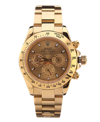 Rolex Cosmograph Daytona Gold